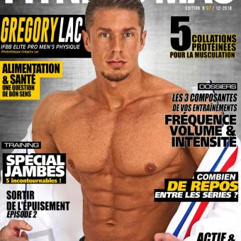 Fitness mag DECEMBRE 2018