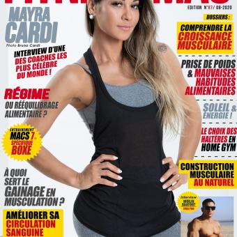 Fitness mag Aout 2020