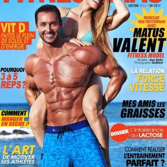 Fitness mag Aout 2017