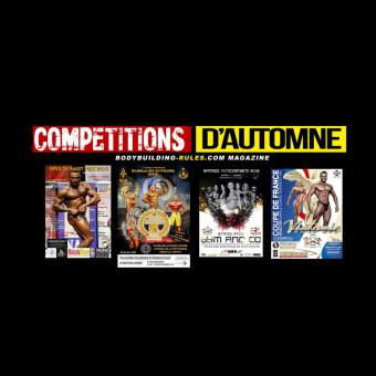 competitions d'automne