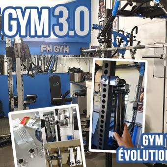 Home Gym 3.0 visite guidée / Home Gym Tour