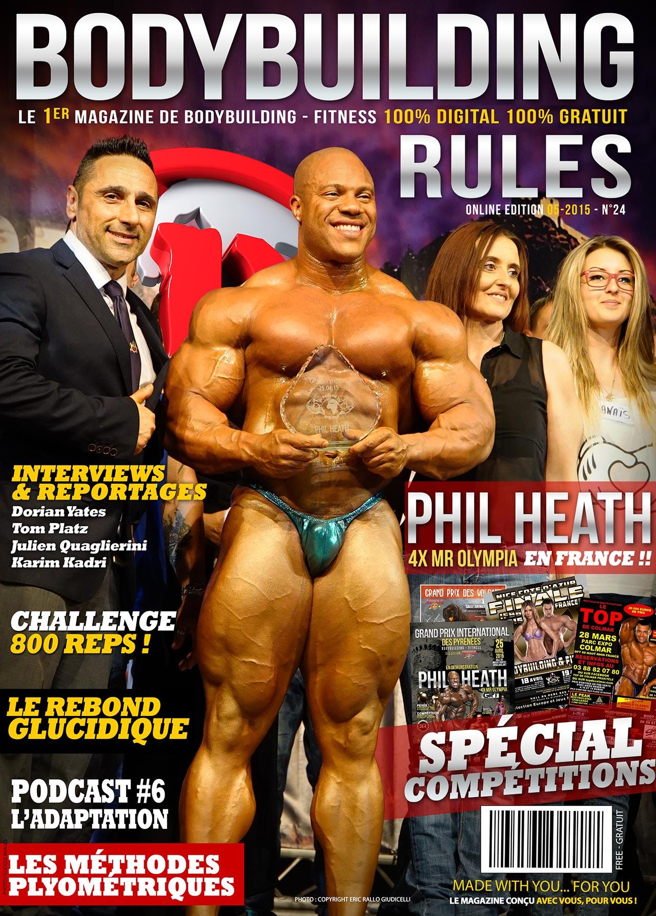 magazine - www.bodybuilding-rules.com le magazine interactif GRATUIT  1bbrM24